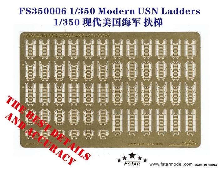 FS350006 1/350 现代美国海军 扶梯