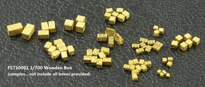 FS710001 1/700 通用木箱