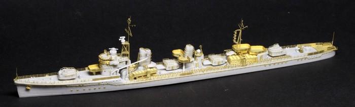 FS710003 1/700 旧日本海军 雪风号驱逐舰 升级改造套件 配富士美 40096&40100